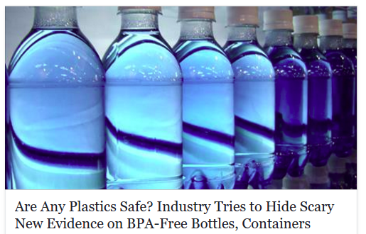 Are Any Plastics Safe?...